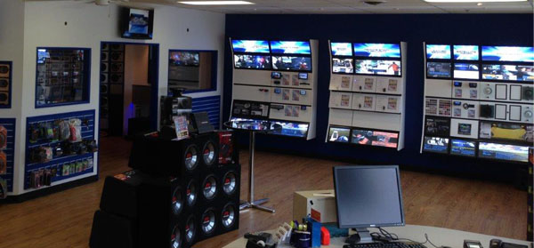 The New Car Audio Dealer For A Small Midwest Store