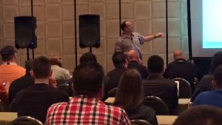 Mike Ward seminar
