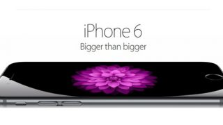 iPhone 6 bigger