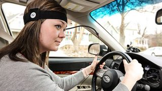 AAA distracted driving study