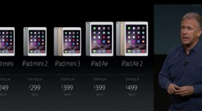 Apple Intros New iPads, Launches Apple Pay on Monday