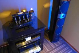 Blue Hawk tube amp