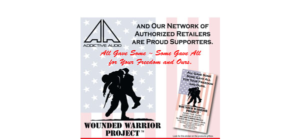 Addictive Wounded Warrior