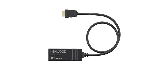 Kenwood CES Android dongle