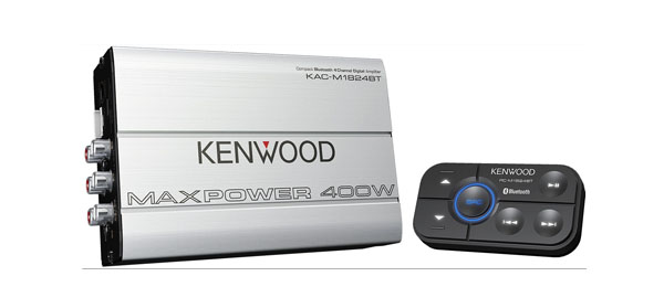 Kenwood CES Bluetooth amp