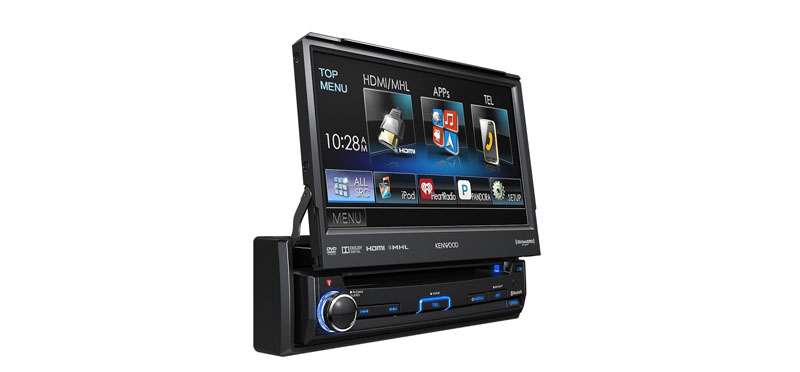Kenwood Intros 43 New Products At Ces