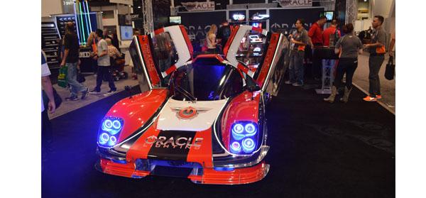 Oracle demo car