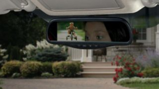 Advent rear view mirror