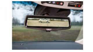 Cadillac Video Streaming Mirror