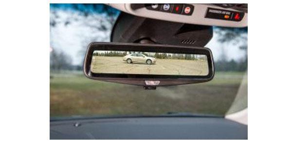Cadillac Video Streaming Mirror