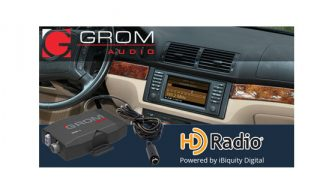 GROM HD Radio