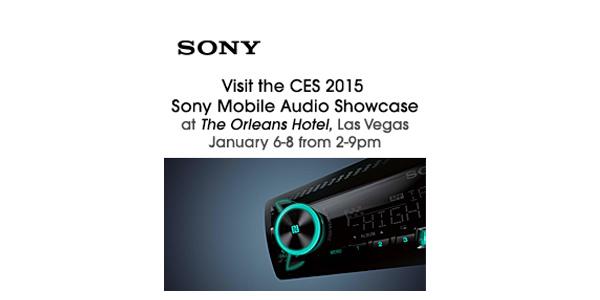 Sony CES 15