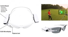 Sony Turns Eyeglasses Into Smartglasses
