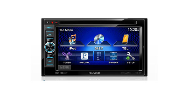 Kenwood DDX371 tops NPD charts for car AV radios 2014