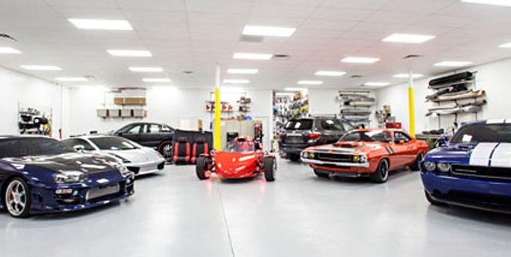 MCOR Automotive renovation
