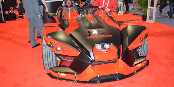 MTX car CES 2015