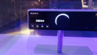 Sony Hi-Res Audio for car