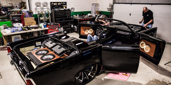 An Ultimate Car Audio Install