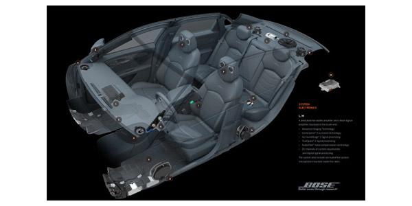 Bose 34 speakers