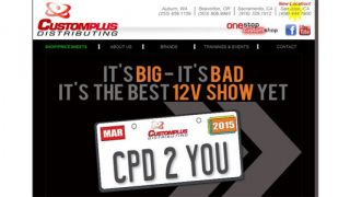 Custom Plus Distributing