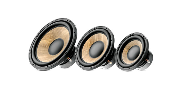 Focal FLAX subs