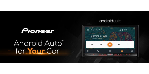 pioneer releases update for android auto. Black Bedroom Furniture Sets. Home Design Ideas
