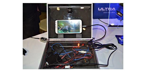 Ultrastart Android Cam