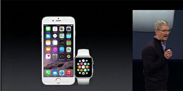 apple iphone watch
