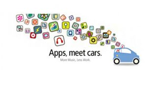 Apps in Car