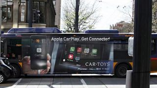 Car Toys CarPlay bus
