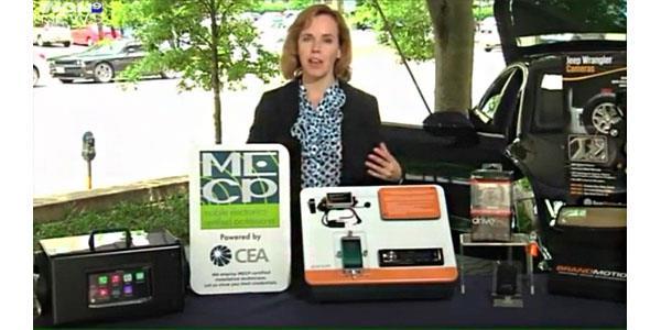 CEA Connected Car tour