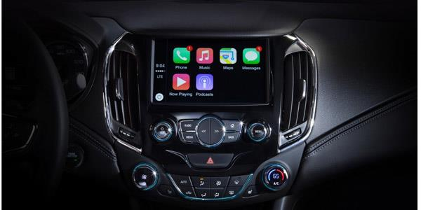 CarPlay Chevy