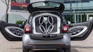 JBL Smart car