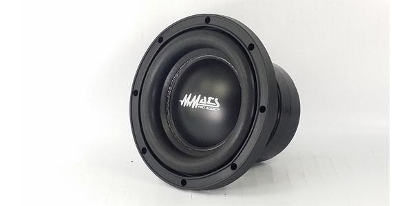 20 Inch Subwoofer: MMATS Ships New 8-Inch Subwoofer