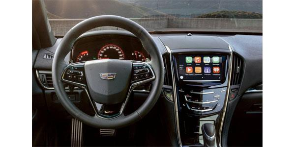 CarPlay 2016 infotainment