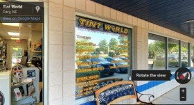 Tint World Cary NC