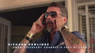 Alpine TV ad features Richard Rawlings