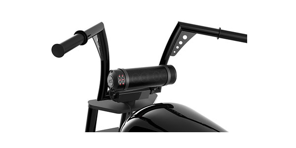 MTX motorcycle sound bar