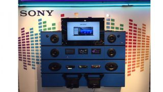 Avidworx Sony display