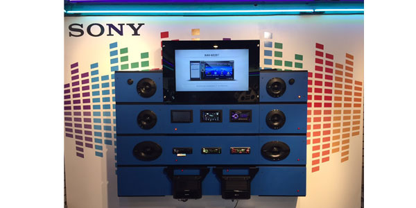 Avidworx Sony display