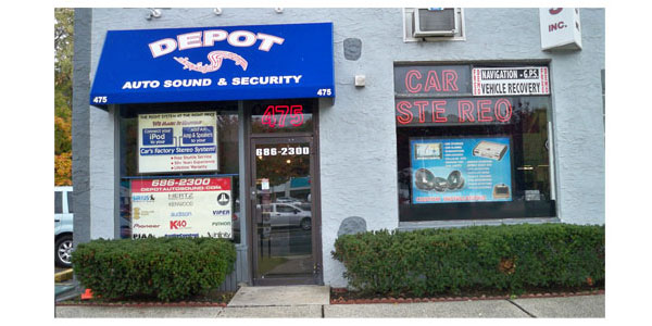 Depot Auto Sound White Plains
