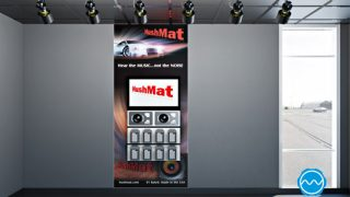 Hushmat Avidworx displays