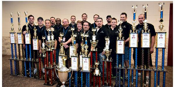 Hybrid Audio champions 2015