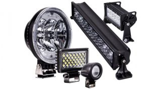Metra's Heise automotive lighting
