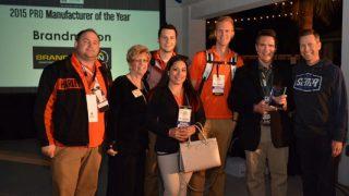 Brandmotion SEMA award