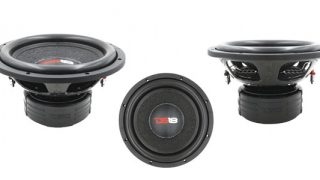 DS18 Elite Z subwoofers
