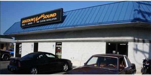 Discount Auto Sound