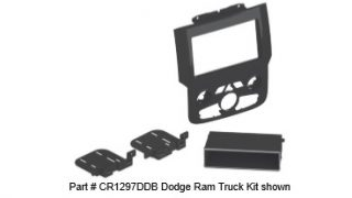 Scosche Dodge RAM kit