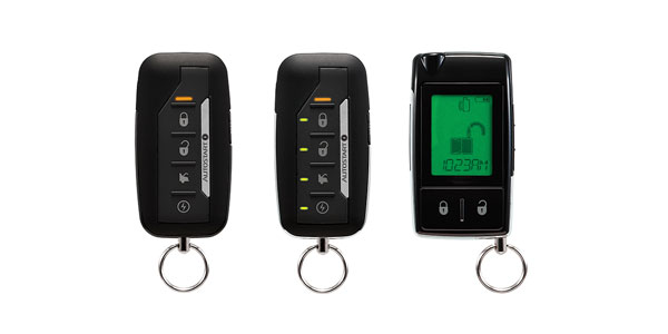 Autostart transmitters