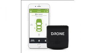 DroneMobile remote start